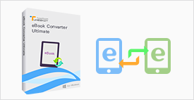 ePubor DRM eBook Converter for Windows