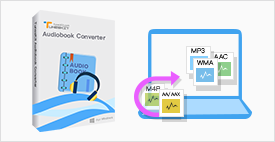 DRM Audiobook Converter for Windows