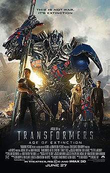 transformers 4, age of extinction