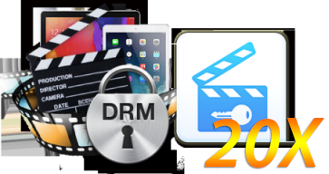 remove drm from iTunes M4V movies, convert m4v to mp4