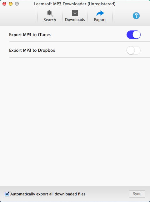 export songs to itunes