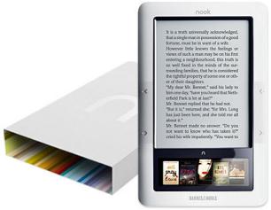 nook ebook reader