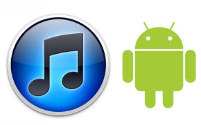 sync iTunes to Android device