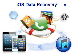 ios recovery, iphone recovery, recover ios data